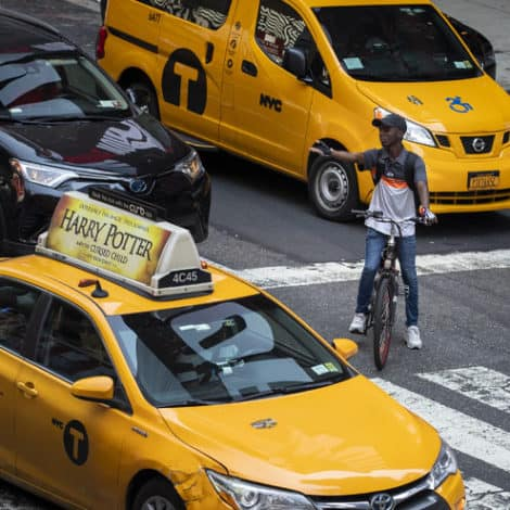 DE BLASIO'S NYC: New York City Considering 'License Requirements' for Bicyclists