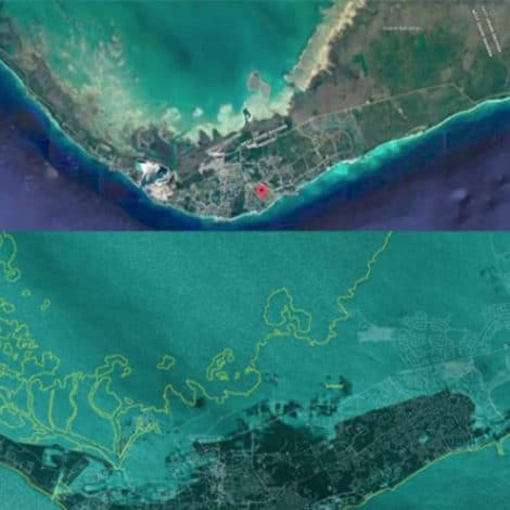 BEFORE AND AFTER: Stunning Satellite Image Shows Hurricane Dorian's Impact on the Bahamas