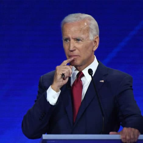 BIDEN AT PRESIDENTIAL DEBATE: 'I Am the Vice President of the United States'