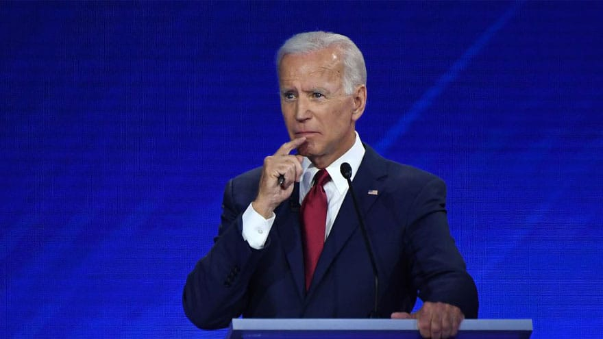 Partner Content - BIDEN AT PRESIDENTIAL DEBATE: 'I Am the Vice President of the United Sta...