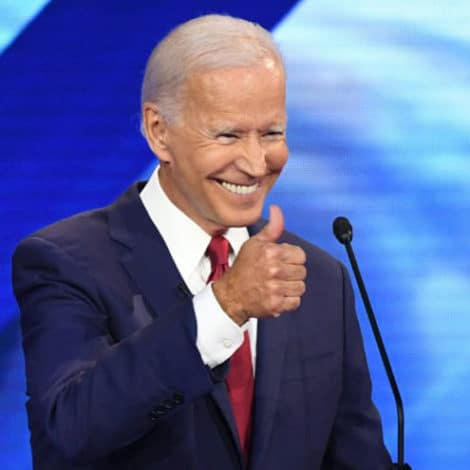 CRIMINAL REFORM? Biden Says 'Nobody Should be in Jail for Non-Violent Crime'