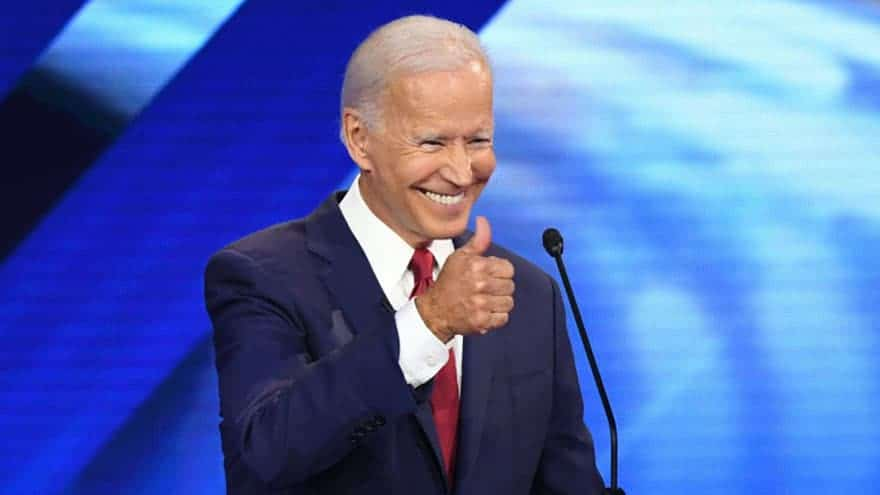 Partner Content - CRIMINAL REFORM? Biden Says 'Nobody Should be in Jail for Non-Violent Cr...