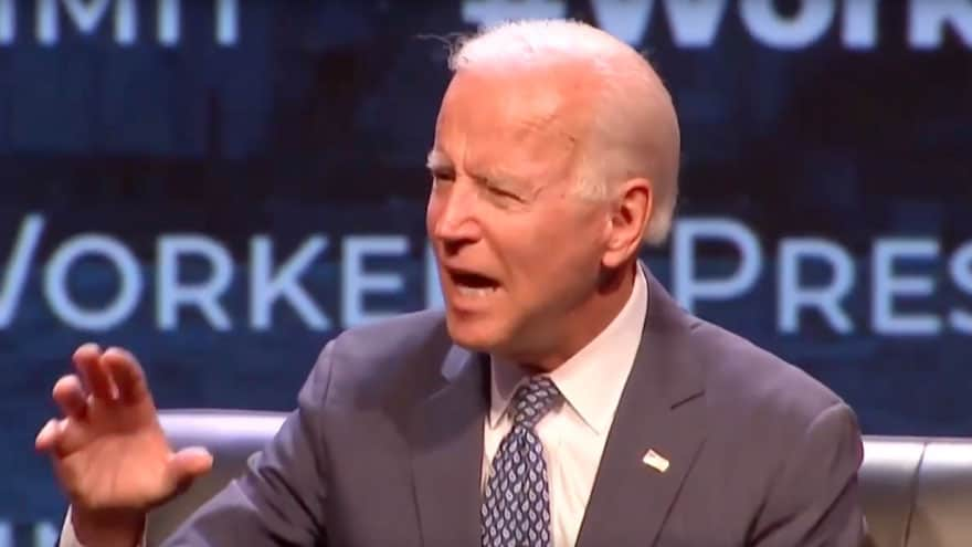 Partner Content - QUID PRO JOE: Biden Says Trump's America 'Looks More Like 1920 than 2020'