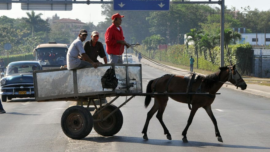 Partner Content - COMMUNIST UTOPIA: Cuba Warns of Fuel Cutbacks, Government Says Use 'Anim...