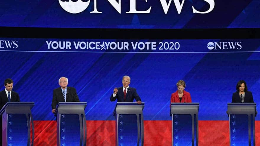 Partner Content - PANIC? Insiders Say Dems See 'Weak Spots' in Their Candidates Heading in...