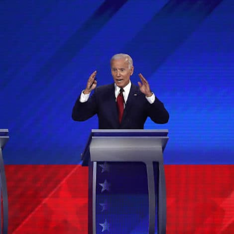 FRIGHT NIGHT: Vote for the CRAZIEST Moment from Last Night's Democrat Debate NOW