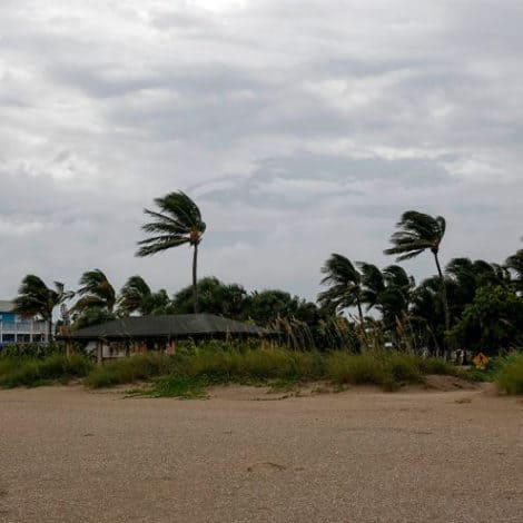 UPDATE: Hurricane Dorian Stalls Over Bahamas, Could Hit Florida Coast 'By Days End'