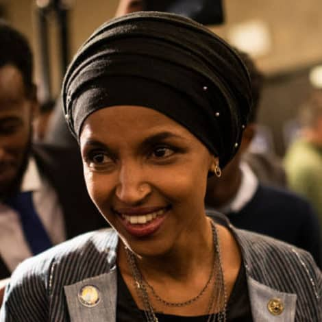 THIS AGAIN? Omar Says US Should Use 'Corporate Tax Cuts' to Fund Free Healthcare, College