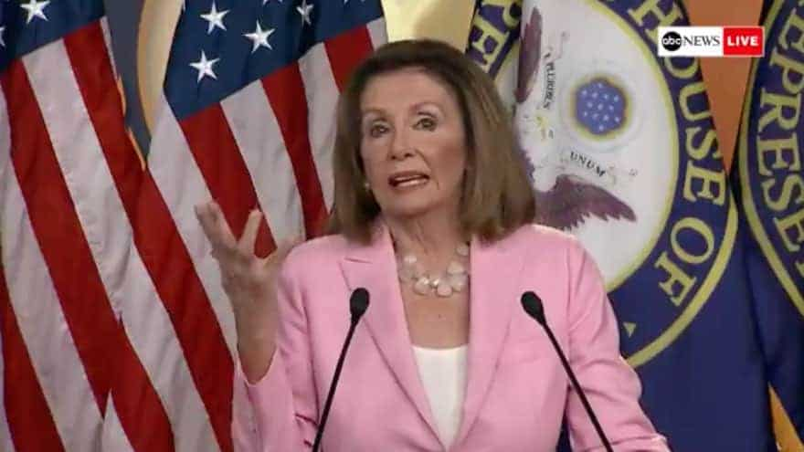 Partner Content - SPIN ZONE: Pelosi Says Democrat 'Won Campaign' but 'Lost Election' in No...