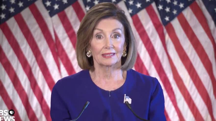 Partner Content - PELOSI: 'I Have No Idea' if Impeachment Inquiry Against Trump Will Concl...