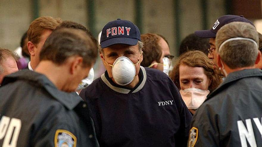 Partner Content - RUDY ON 9/11: NYC Leadership 'Trapped on the Street for 20 Minutes' as T...