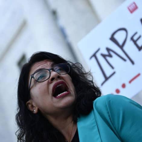 CASHIN' IN: Rashida Tlaib Begins Selling 'Impeach the Motherf****r!' T-Shirts