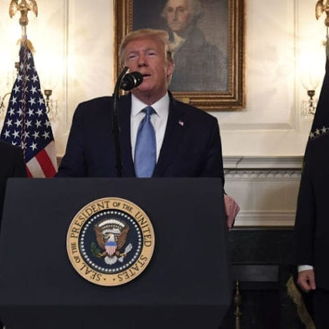 President Trump Announces 'Permanent Ceasefire' in Syria, Eases Sanctions on Turkey