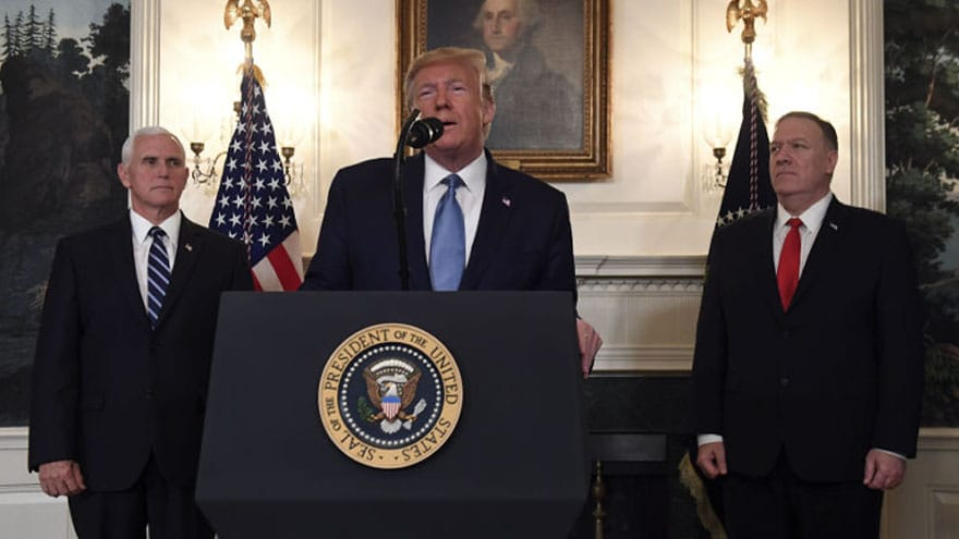 Partner Content - BREAKING: President Trump Announces 'Permanent Ceasefire' in Syria, Ease...