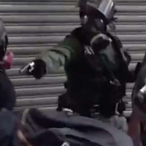 HONG KONG CHAOS: Police Shoot into Crowd of Pro-Democracy Protesters with Live Ammunition