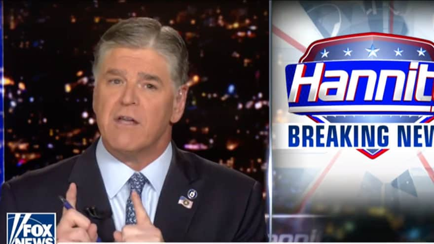 HANNITY: Whistleblower Layer is a Documented Trump-Hater - Sean Hannity