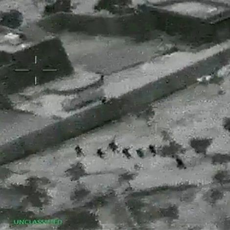 WATCH: Pentagon Releases Footage of Operation to Kill ISIS Mastermind Abu Bakr al-Baghdadi