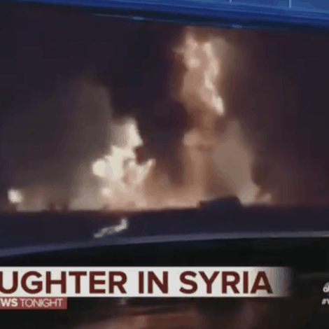 Syrian Slaughter? ABC News Apologizes for Mistaking Kentucky Gun Range Footage with Attack in Syria