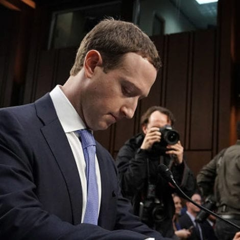 DEVELOPING: 47 State Attorneys General Probing Facebook for 'Antitrust Violations,' Stock Drops