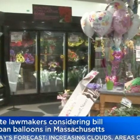 Next Target: Lawmakers Consider 'Banning Balloons' Across Massachusetts