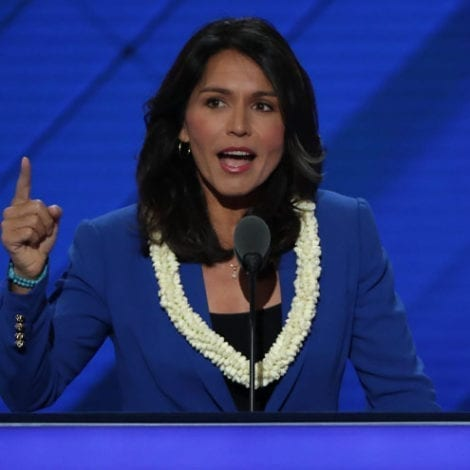 ENOUGH: Tulsi Gabbard Calls Hillary Clinton 'Queen of Warmongers, Embodiment of Corruption'