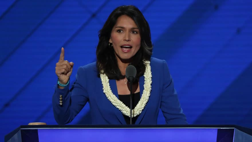 Partner Content - TULSI TAKEDOWN: Gabbard Slams Hillary's 'Foreign Policy Disaster,' Tells...