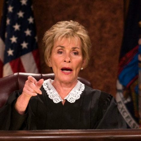 JUDY WEIGHS-IN: Judge Judy Officially Endorses Mike Bloomberg for President