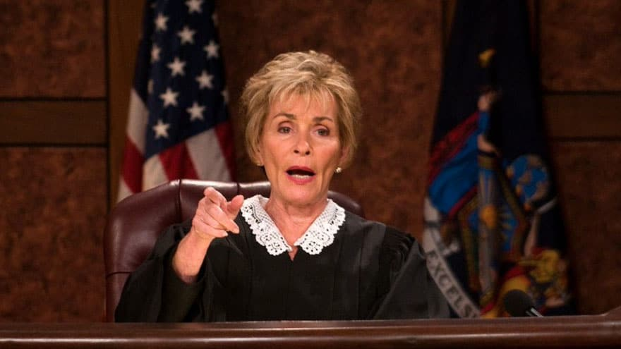 Partner Content - JUDY WEIGHS-IN: Judge Judy Officially Endorses Mike Bloomberg for President