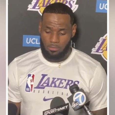 Bowing to Beijing? LeBron James Defends China, Says Pro-Democracy Tweets 'Misinformed'