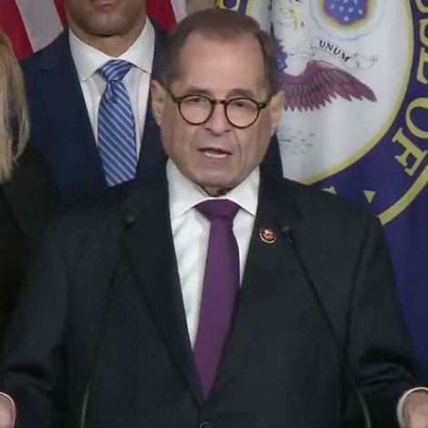 NADLER: Allegations Against Trump are Impeachable 'If Proven to Be True'