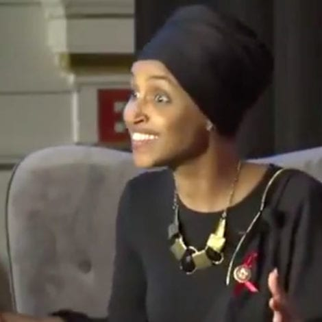 UTOPIA! Ilhan Omar to Introduce Legislation to 'Guarantee a Home for Everyone!'