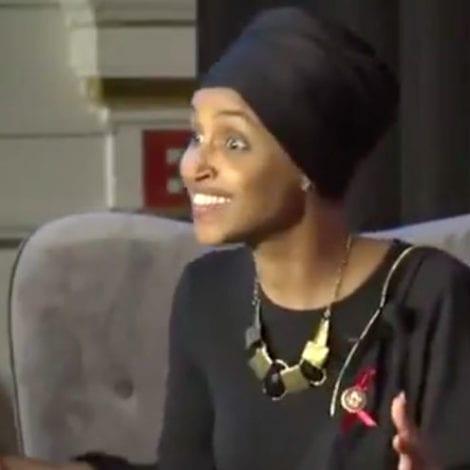 UTOPIA! Ilhan Omar to Introduce Legislation to 'Guarantee a Home for Everyone!'