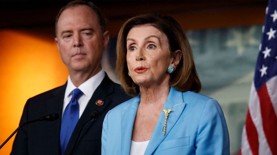 Partner Content - BREAKING: Nancy Pelosi Picks Schiff, Nadler as 'Managers' to Present Imp...