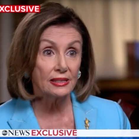 THE SCHIFF SHOW: Pelosi Defends Schiff's 'Parody' of Trump-Ukraine Transcript, Says He 'Did Not Make it Up'