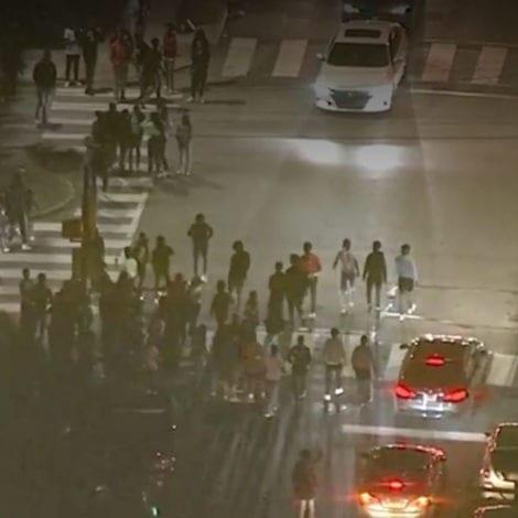 Philly Chaos: Police Say Group of 200 Teens Shut-Down Northeast Philadelphia