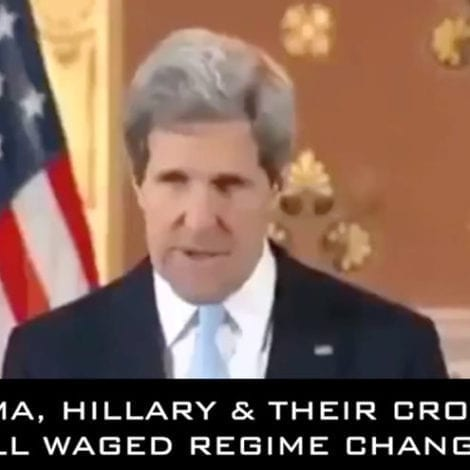 THEN & NOW: Watch Former Obama Officials, Top Aides Declare 'Assad Must Go'