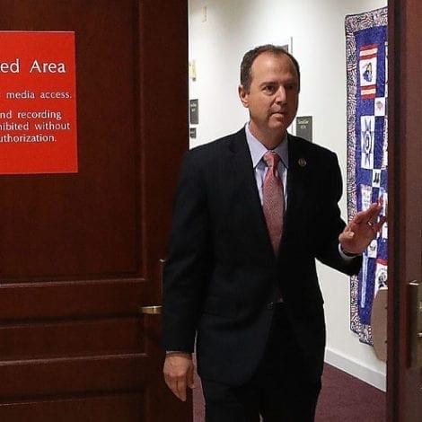 BREAKING: GOP Rep. Matt Gaetz Files Ethics Complaint Against Adam Schiff