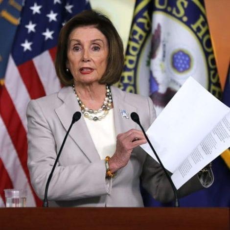 BACKLASH: McCarthy, Meadows RIP Pelosi's 'Sham' Impeachment Inquiry Vote