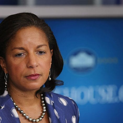 RICE RIPPED: Lindsey Graham Hits-Back at Susan Rice After Calling Him a 'Piece of S***'