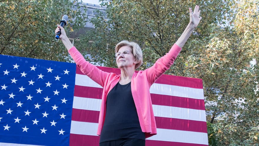 Partner Content - UPDATE: Warren Says 'Medicare for All' Will Cover Everyone 'Regardless o...