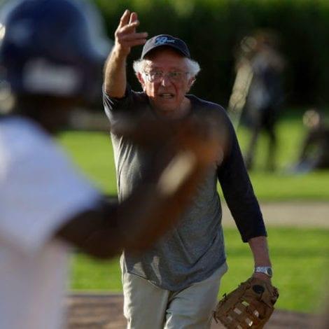 SOVIET STYLE: Bernie Says Major League Baseball's 'Greed' Could 'Destroy Local Economies'