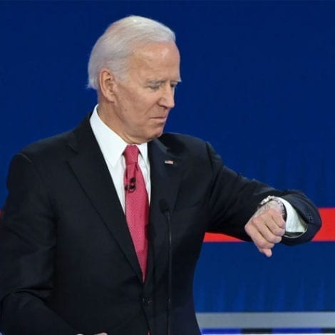 JOE NO! Biden Appears to Forget Kamala Harris Was Ever Elected to US Senate
