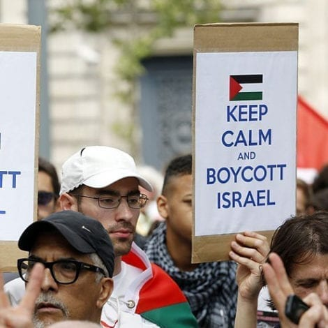 EU COURT: Products from Israeli 'Occupied Territory' Must be 'Labeled' in European Stores