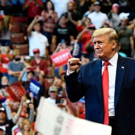 MAGA FLA: President Trump Hosts Gigantic 'Homecoming Rally' in Florida, Blasts Impeachment Probe