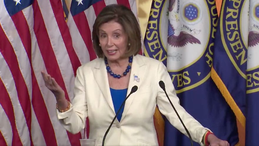 Partner Content - PELOSI: Republicans Are 'Afraid of the Truth' on Impeachment