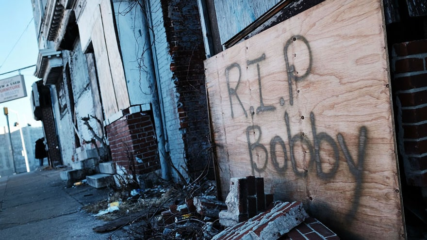 Partner Content - BLAME GAME: Baltimore Mayor Says Leaders Not to Blame for Crime, Claims ...