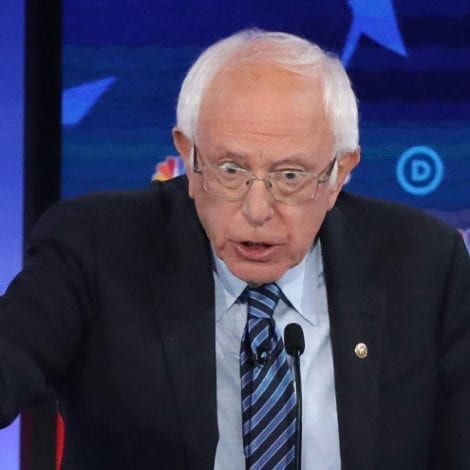 There's a Debate? Bernie Demands 18-Year-Olds 'Have the Right to Vote, End of Discussion'