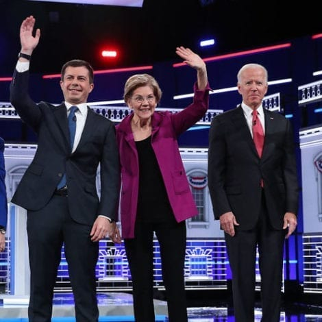 NO THANKS: Ratings for MSNBC's Democratic Debate Down 50% Since September