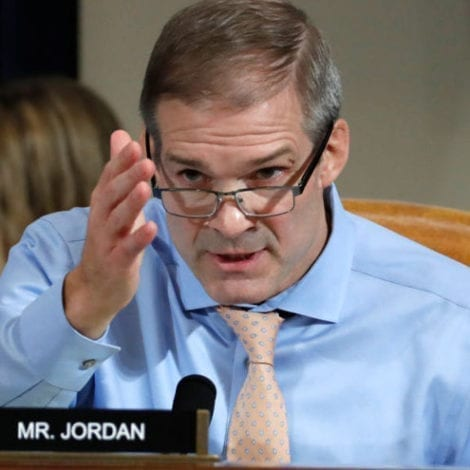 JORDAN to SCHIFF: 'No One Believes' You Don't Know the So-Called Whistleblower's Identity