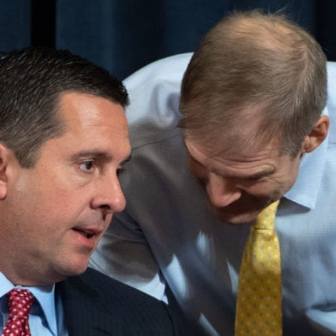 NUNES: Impeachment Hearings Must Stop Until Questions on Biden, Whistleblower are Answered